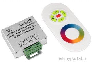 Удобный led контроллер