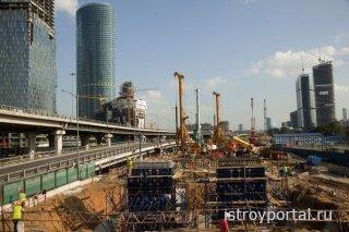 В Москве до 2017 года построят 10 транспортных узлов