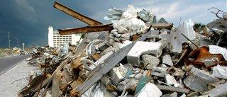 Организация вывоза строительного мусора