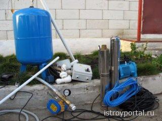 Автономное водоснабжение, как альтернатива централизованному водопроводу