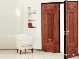 3 составляющие надежной стальной двери