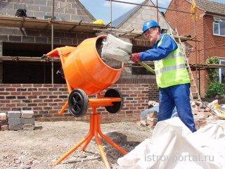 Выбор строительной техники: как купить бетономешалку по низкой цене