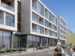 В Москве возводится почти 50 жилых объектов элитного класса