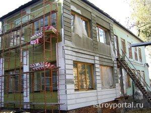 Особенности и преимущества утепления фасадов