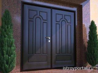 На что стоит обратить внимание, покупая входную металлическую дверь?