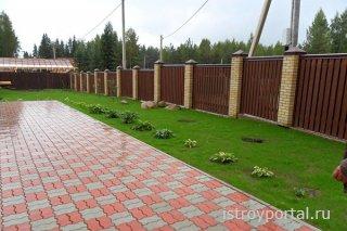 Особенности выбора тротуарной плитки