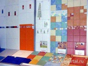 Особенности выбора керамической плитки