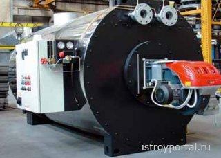 Промышленные электрические термомаслянные котлы
