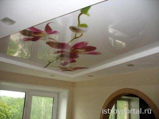 Натяжные потолки - стильные решения для Вашего дома