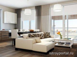 В Екатеринбурге растет популярность 3-комнатных smart-квартир