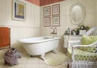 Кантри и прованс в ванной: что есть что?