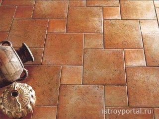 Преимущества керамической плитки. Основные виды