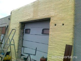 Как утеплить гараж своими руками?