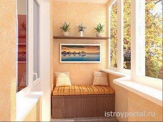 Балконы: как сделать ремонт и утеплить?