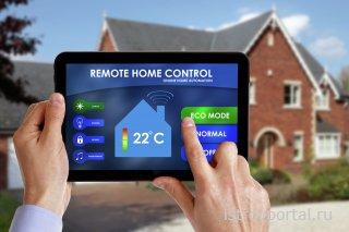 Система умный дом – с заботой о комфорте!