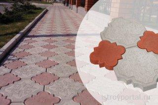 Проверка тротуарной плитки на качество