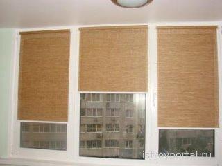 Как использовать рулонные шторы в интерьере