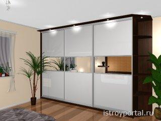 Шкаф купе - самый функциональный вид мебели