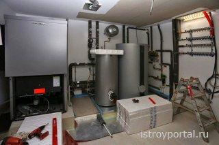 Тепловые насосы воздух-вода как современное отопительное оборудование для ч ...