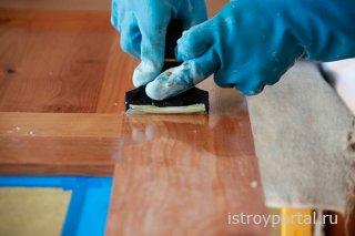 Какой выбрать лак для покрытия мебели?
