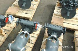 Особенности распределительно-смесительной трубопроводной арматуры