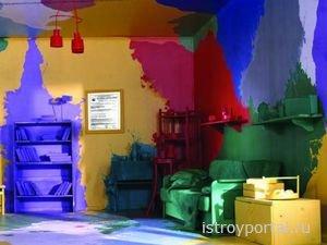 Пигмент для краски и колер: сохраните яркость цвета надолго