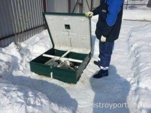 Как проводится консервация септика на зиму?