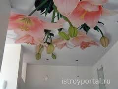 Особенности монтажа натяжных потолков 3D