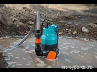 Дренажный насос – идеальное средство для перекачки загрязненной воды