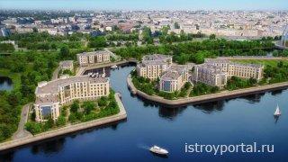 Апарт-комплекс Royal Park – жилье класса премиум на берегу Невы