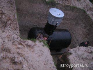 Преимущества подземных газгольдеров