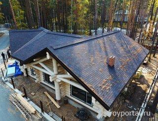 Кровельные материалы для крыши - виды и цены