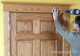 Советы по обшивке входных дверей