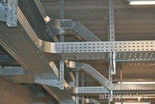 Особенности использования кабельных лотков при проведении электротехнических работ