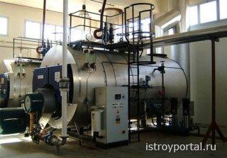 Как выбрать промышленный котел для отопления